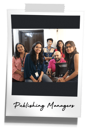 Publication-Managers Blue Rose Publishers