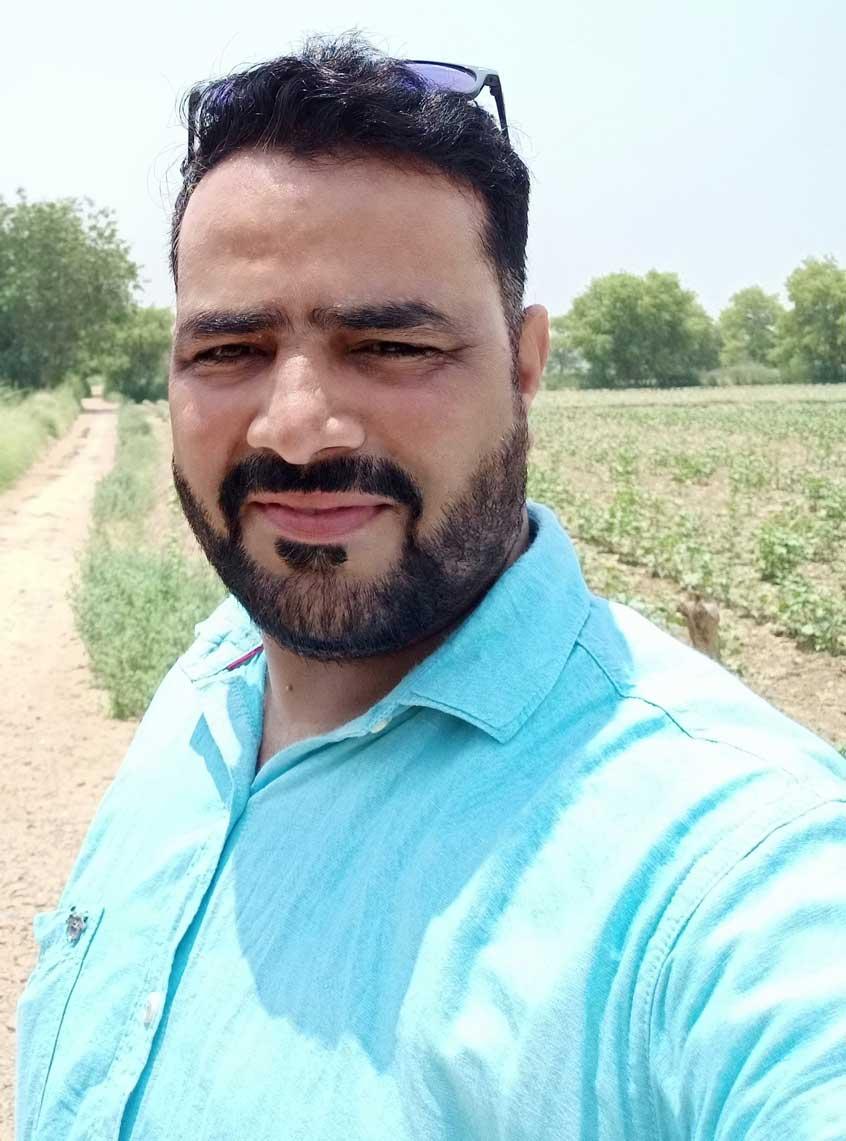Blue rose author